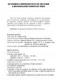 Imagine document Proiect Modelare Analiza Statistico Matematica