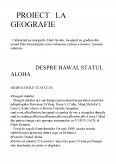 Imagine document Despre Hawai Statul Aloha