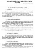 Imagine document Jocuri pentru Dezvoltarea Fortei