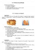 Imagine document Tehnica servirii produselor de panificatie