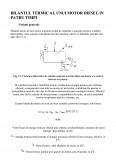 Imagine document Bilantul termic al motorului diesel