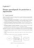 Imagine document Proiectarea algoritmilor
