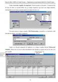 Imagine document Organizarea si exploatarea datelor in visual Foxpro