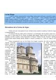 Mesterul Manole vs. Monastirea Argesului