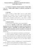 Imagine document Program de monitorizare a climatului etic din organizatii