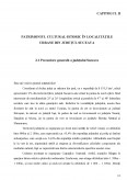 Imagine document Legislatia romaneasca si europeana care reglementeaza monumentele cultural istorice