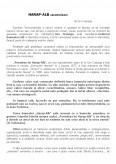 Imagine document Harap Alb Caracterizare