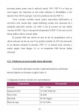 Proiectarea unei aplicatii informatice pentru managementul contractelor, clientilor si proiectelor