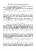 Imagine document Mark Antony