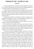 Imagine document Baudelaire Fleurs Du Mal