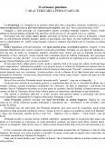 O Scrisoare Pierduta - Caracterizarea Personajelor