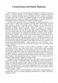 Caracterizarea Lui Stefan Tipatescu Din Opera O Scrisoare Pierduta