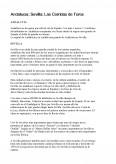 Referat Spaniola Andalucia Sevilla Las Corridas De Toros