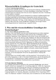 Wissenschaftliche Grundlagen Der Gentechnik