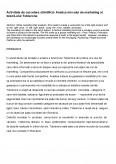 Imagine document Analiza mix-ului de marketing al brand-ului Toblerone