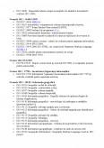 Imagine document Lista de Standarde / Norme ISO