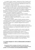Studiu privind Creditarea Societatilor Comerciale de catre Bancile din Romania