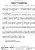 Imagine document Determinarea Indicilor Circulatiei Rutiere si Organizarea ei pe un Segment de Drum