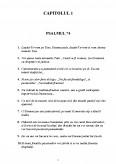 Imagine document Talcuire Psalmul 74