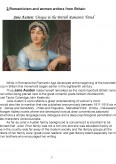 Women`s condition reflected in the British and Romanian literature