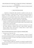 Imagine document Organizarea si functionarea autoritatilor centrale, teritoriale sau locale - Model de organizare a unei autoritati sau institutii publice