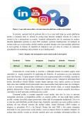 Imagine document Marketingul prin intermediul retelelor sociale si pasiunea consumatorilor pentru branduri